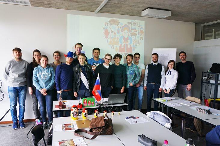 Konversationskurs Russisch - Yana S. 2017