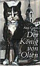 Buchcover Capus, Der König von Olten